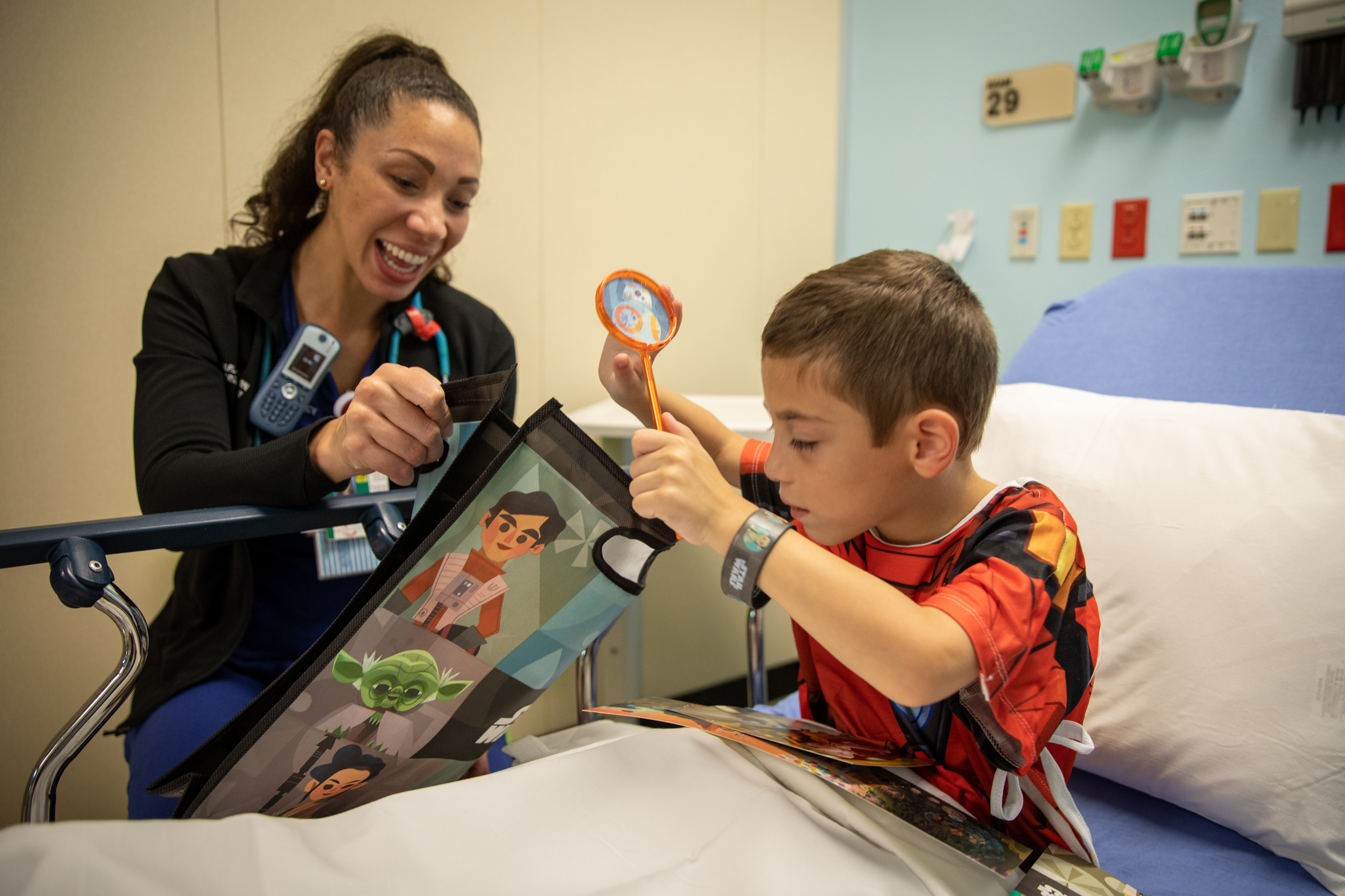 The Disney Children's Hospitals Program Brings Magic to Children and Families