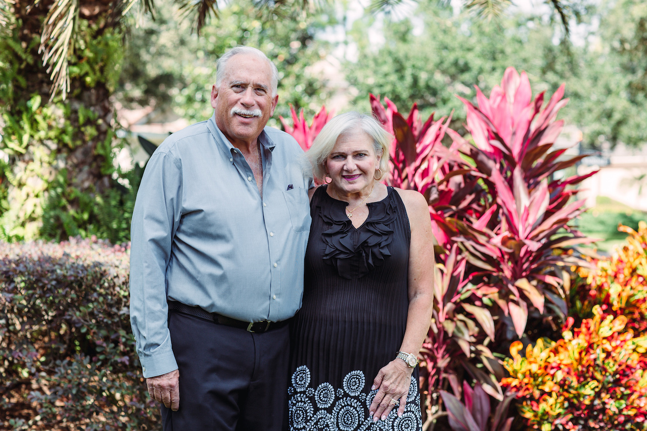 Jared and Julie Wolovnick Continue Support of Orlando Health Amidst COVID-19 Pandemic