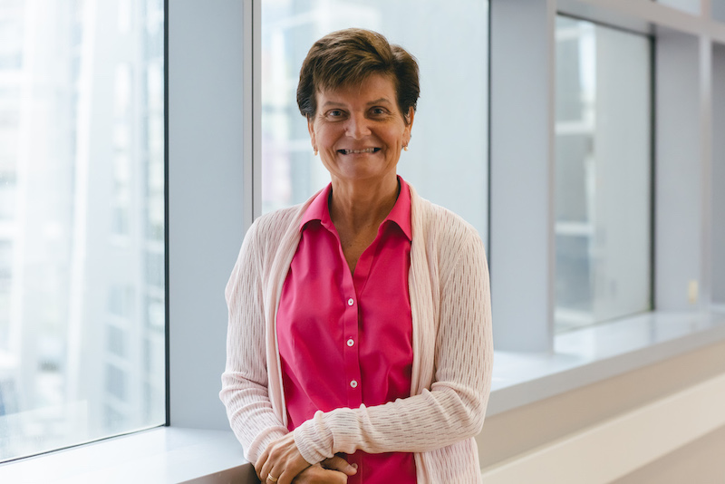 Meet the President: Q&A with Margo Shoup, MD