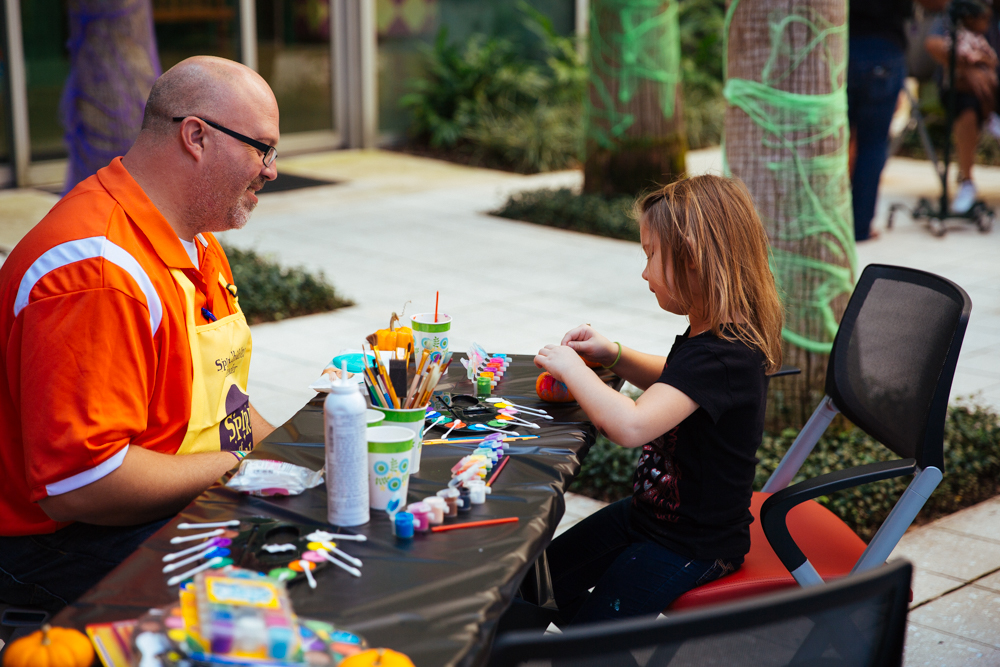 Spirit Halloween: Making a difference for local kids