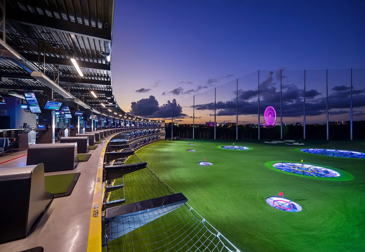 Topgolf Play Yellow Campaign: June 1 - August 31